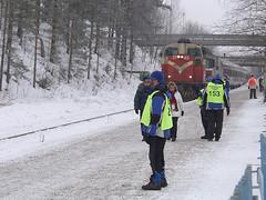 SUOMI (Jussi Salmiakkinen (JUNJI SUDA)) Tags: winter suomi finland lahti worldcup talvi   nordicskiing salpausselnkisat  lahtiskigames