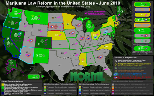 4823669540 dfb60fc122 Marijuana Law Reform June 2010 (NORML)
