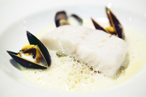Olive Oil Poached Chatham Cod