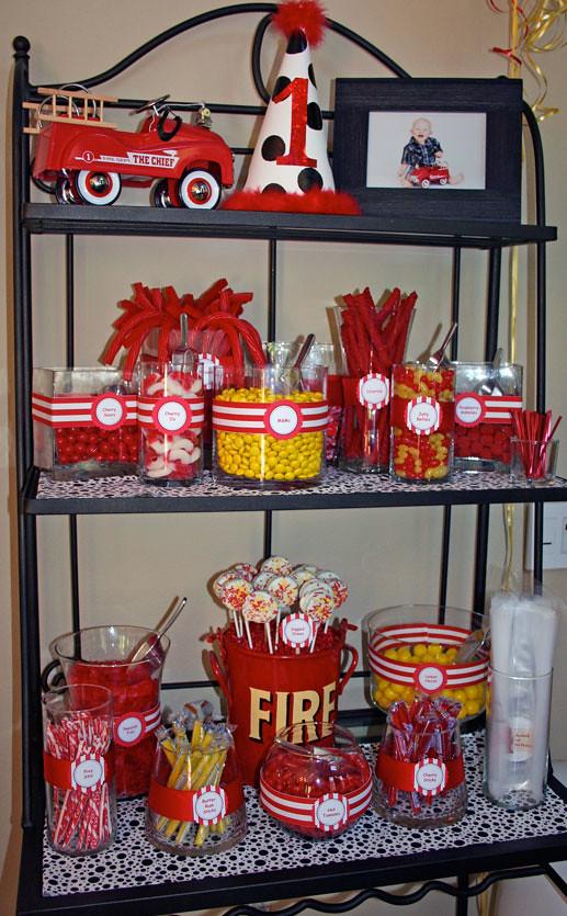 fire_truck_candy_buffet