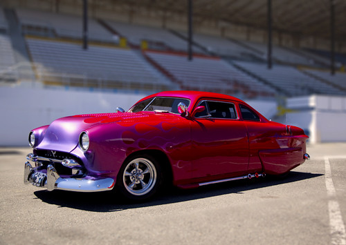 '50 Ford Coupe Shoebox