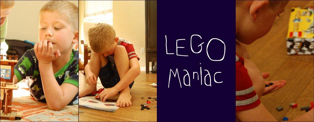 LEGO Maniac O 2