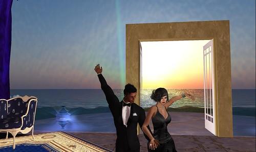second life avatars xavier, raftwet