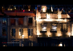 Honfleur - night reflections at the Vieux Bassin (Photoskatto) Tags: trip travel light sea panorama lighthouse holiday france travelling tourism nature colors composition photoshop landscape faro photography landscapes photo europa europe flickr european mare dof shot bokeh harbour eu location tourist explore porto normandie acr honfleur dslr 1785 turismo colori normandy francia viaggio efs touring luce normandia turista composizione breathless flipside lowepro prophotographer cs3 cameraraw c41 canonlens presets inquadratura 40d eos40d canon40d acrpresets canonefs1785f456isusm exposureprogram aperturepriorityae luigiscattolin