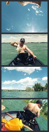 Summer favs - canoe