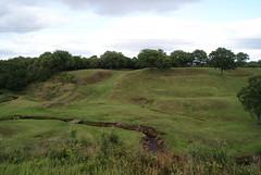 Rough Castle (Glasgowfoodie) Tags: scotland roman romans roughcastle antoninewall