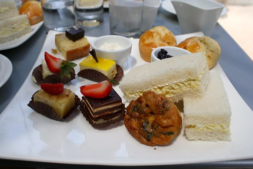 High Tea at Jin Patisserie