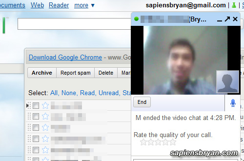GTalk Video Call Using Nokia N900