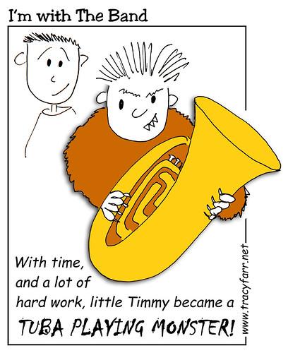 Tuba Monster