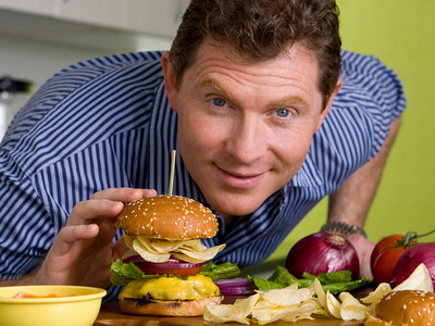 Burger Club: Bobby Flay