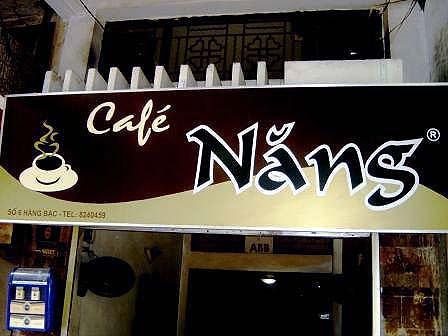 Cafe Năng