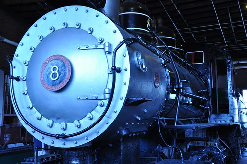 Baldwin Locomotive Works #8