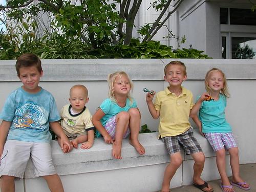 July 31 2010 Temple Clark Elden Shanna Cal Haley
