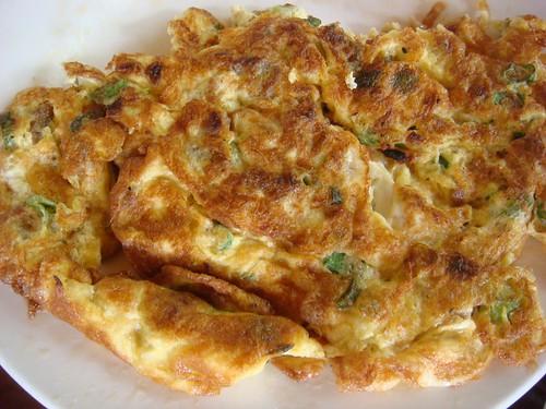 新埔 劉家莊燜雞-菜脯蛋