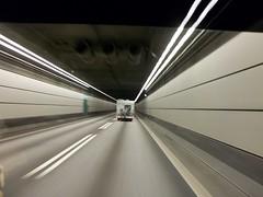 Auf groer Fahrt (Ela2007) Tags: sc modern tunnel motorhome wohnmobil mywinners abigfave anawesomeshot hwedenreise gettyimagesgermanyq1