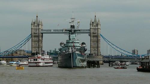 Chloé à Londres (juillet 2009) (2)