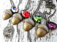 Acorns and Rhinestones