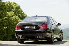 Mercedes-Benz S63 AMG Bi-Turbocharged