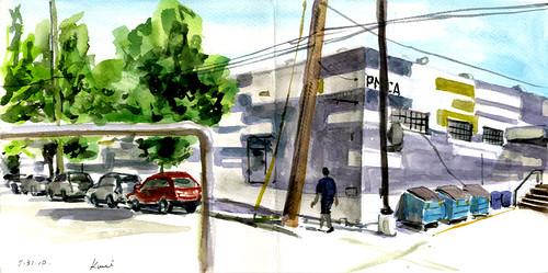 Urban Architecture (PNCA)