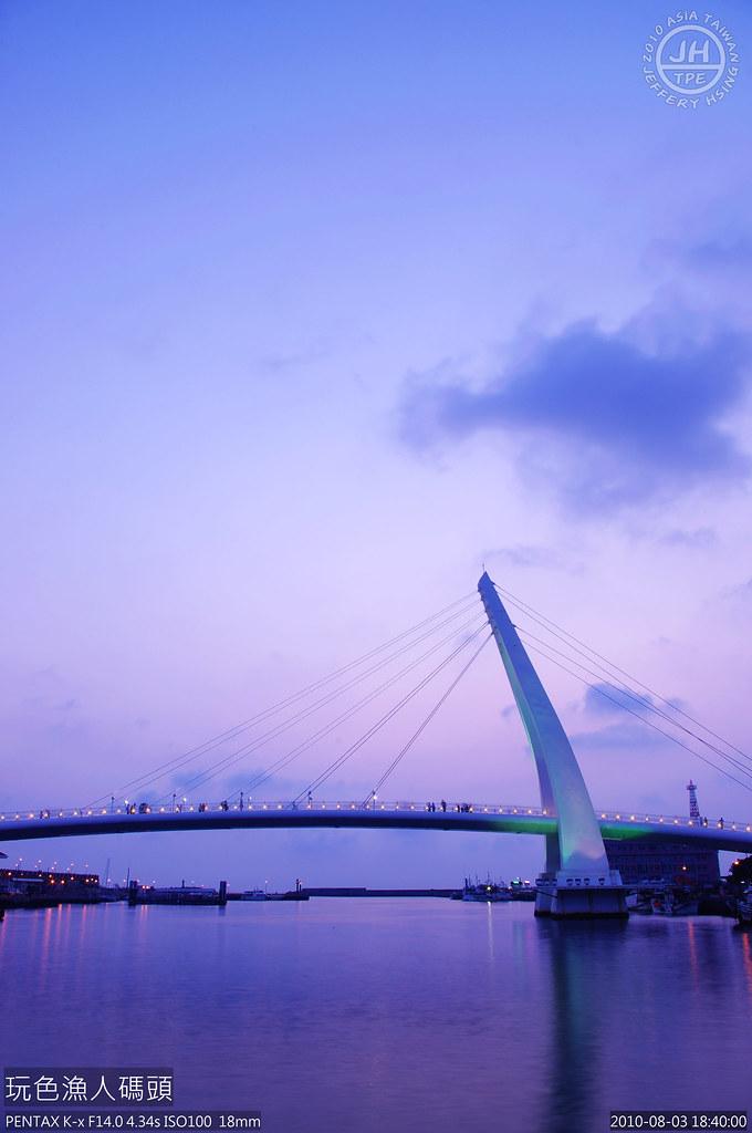 2010_0803紅不起來的漁人碼頭