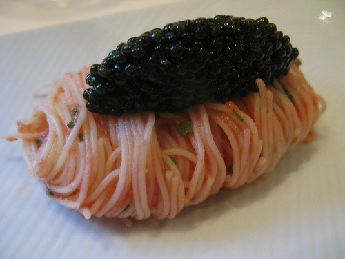 Where can I buy salmon roe, red caviar in Houston?