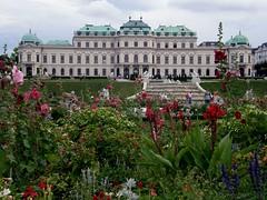 321/365 - Wien, Schloss Belvedere (rudi_valtiner) Tags: vienna wien austria österreich palace belvedere schloss chateaux project365 prinzeugen