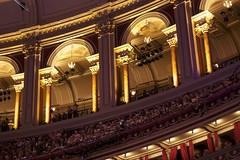 Interior Detail (pt101) Tags: royalalberthall raw audience proms elgar vaughanwilliams bbcproms thelarkascending prom23