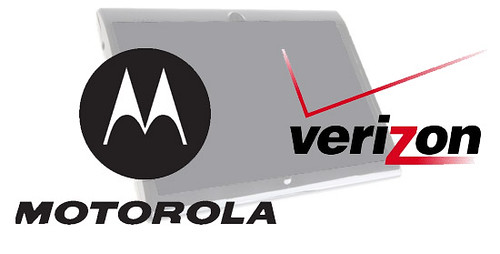 Motorola-Verizon TV 10-Inch Tablet