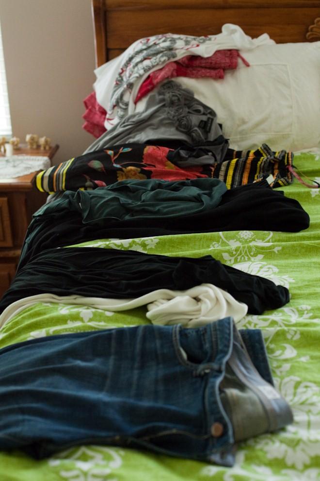 Daytime NYC Wardrobe!
