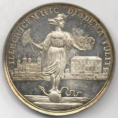 Medal Teylers Museum