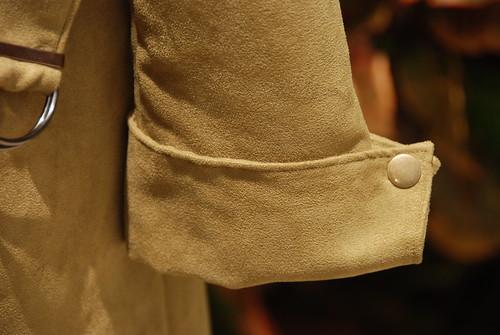 Sleeve cuff