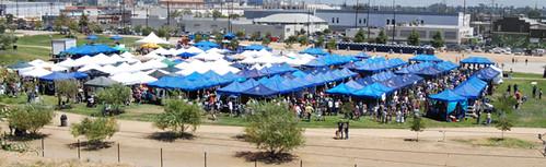 Tent Panorama