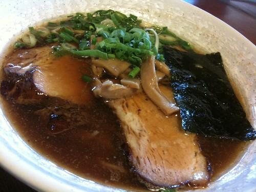 #tochigi 鹿沼匠仁坊の新作、カンシー麺は牡蠣の旨味がたま らんわ!