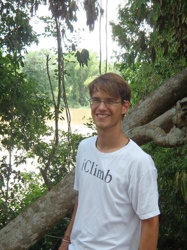 mundo exchange volunteer Stefan