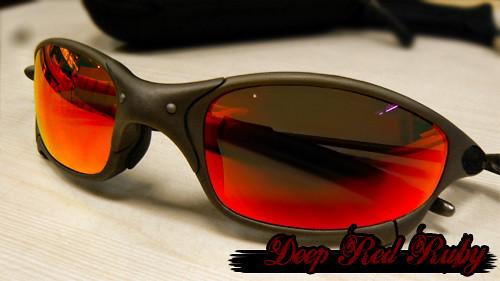 5f6d409d323 Oakley Deep Ruby (Fullgearoptics) Tags  deep ruby juliet oakley xmetal