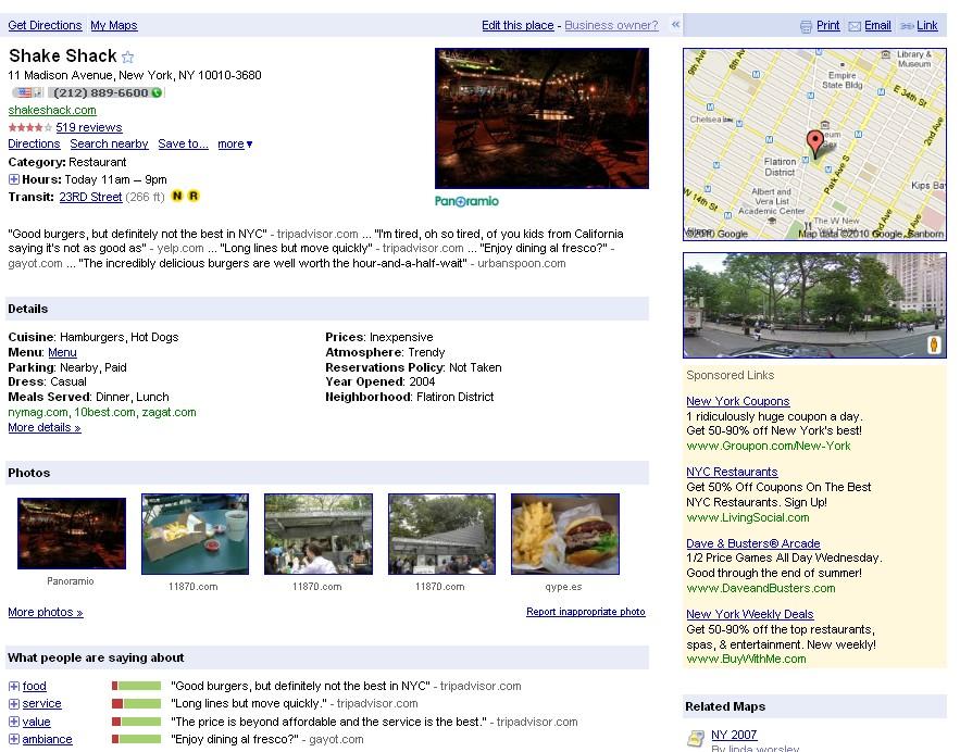 urbanspoon fake reviews