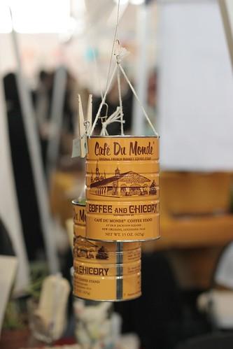 Cafe du Monde planters