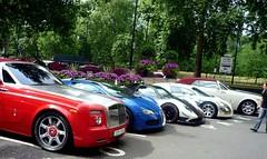 Rolls-Royce Phantom Drop Head Coupe (BenGPhotos) Tags: london rollsroyce phantom bugatti cinque zonda centenaire veyron roadster pagani carspotting thedorchester grandsport dropheadcoupe