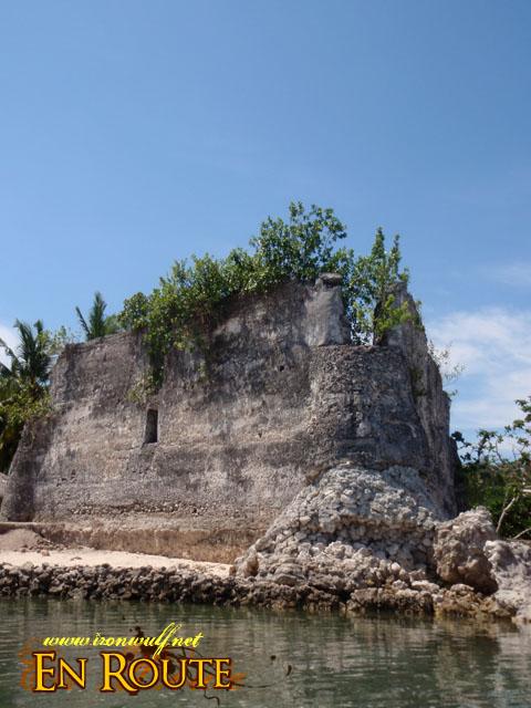 A Triangular Spanish Watch Tower