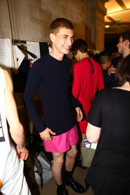 Johannes Linder3236_SS11_Paris_Raf Simons BS(Dazed Digital)