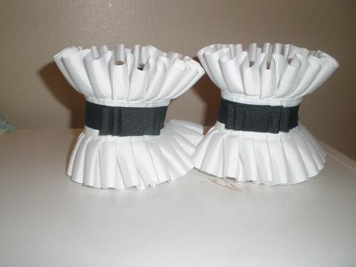 White Cuffs