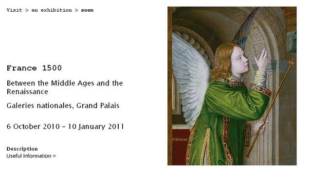 Francia 1500 - Grand Palais