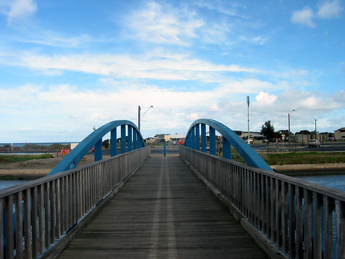 Canal Bridge between Boat Ramp & Altona Sports Club 1