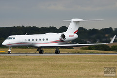 N550RP - 5184 - Private - Gulfstream G550 - Luton - 100726 - Steven Gray - IMG_8045