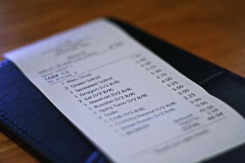 uyee receipt