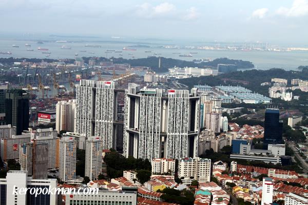 Singapore Tallest Public Housing