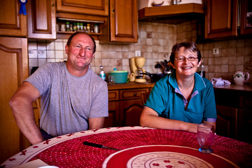 Marc et Paulette Ramel