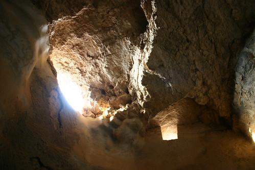 Cistern interiror