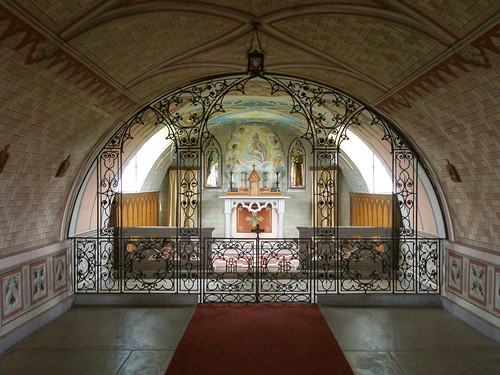 The Italian Chapel, Lamb Holm, Orkney