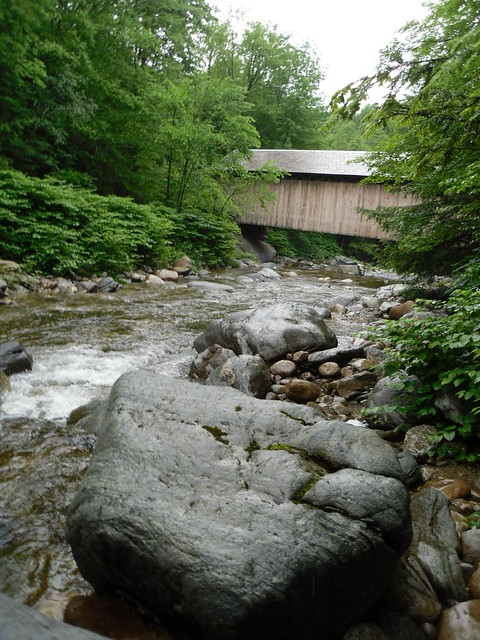 Brown Covered Bridge - Clarendon, Vermont